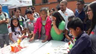 Reporte de actividades de Juguetes Urbanos