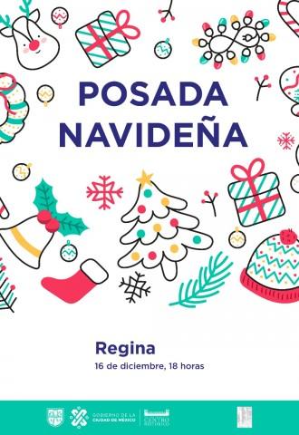 Posada Navideña Regina