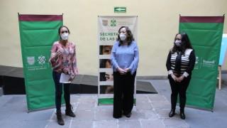 Abre Semujeres Módulo mensual de atención en el Centro Histórico