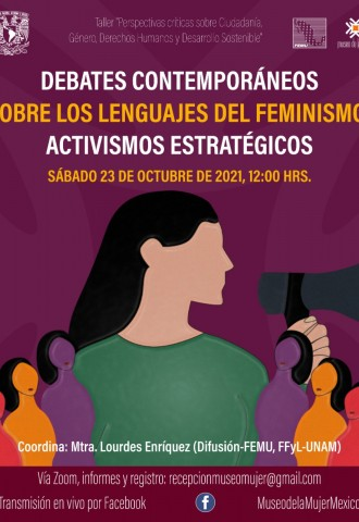 Debates contemporáneos sobre los lenguajes del feminismo: activismos estratégicos